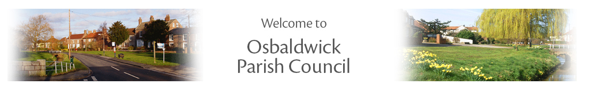 Header Image for Osbaldwick Parish Council